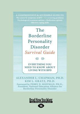 The Borderline Personality Disorder Survival Guide: Everything You