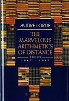 The Marvelous Arithmetics of Distance: Poems: 1987-1992