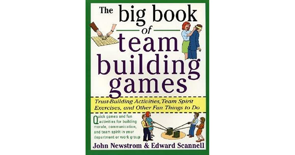 30 Team-Building Games, Activities, and Ideas