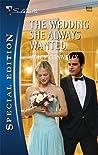 The Wedding She Always Wanted (McClane-Delgado, #2)