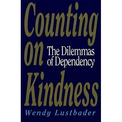 Counting On Kindness By Wendy Lustbader