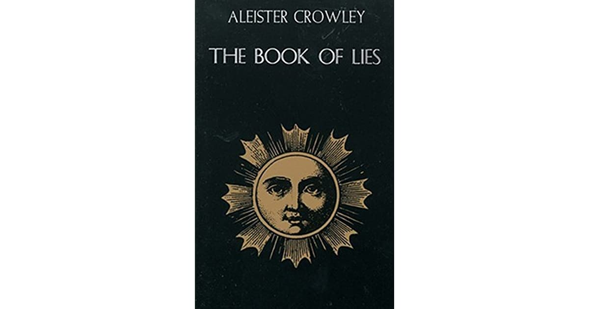 Aleister Crowley Book Of Lies
