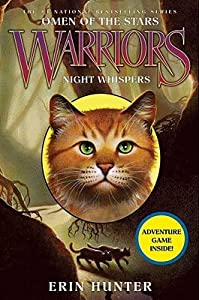Night Whispers (Warriors: Omen of the Stars, #3)
