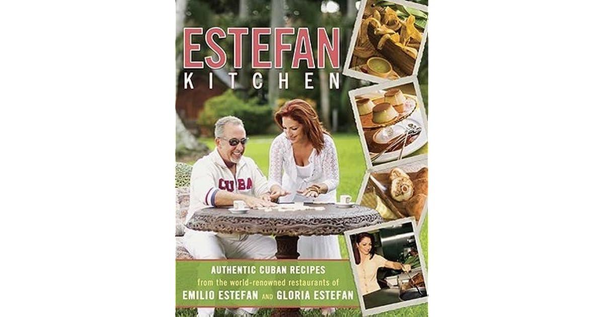 Estefan Kitchen By Emilio Estefan