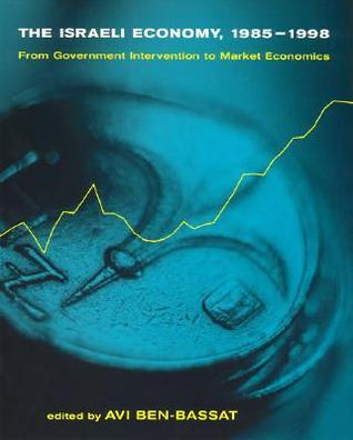 The Israeli Economy, 1985-1998 From Government Intervention to Market Economics
