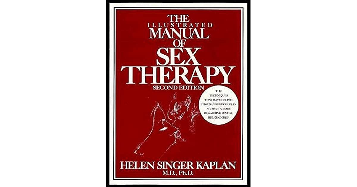 Edition illustrated manual second sex therapy