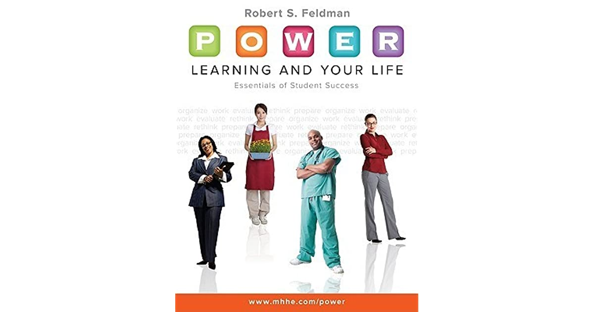 Power learning and your life essentials of student success by power learning and your life essentials of student success by robert s feldman fandeluxe Image collections