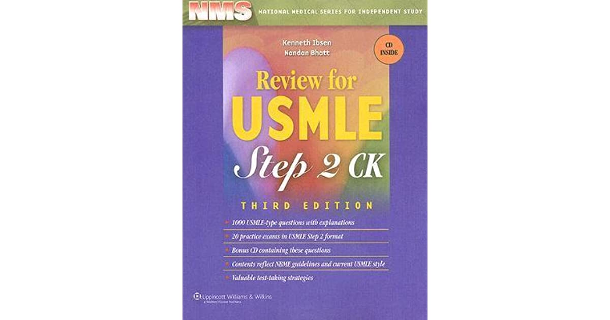 NMS Review for USMLE Step 2 CK by Kenneth Ibsen