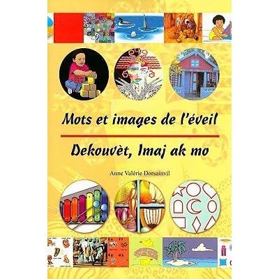 Mots Et Images De L Eveil Multilingual Edition By Anne V