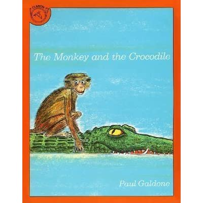 Short Moral Story of the Monkey and the Crocodile