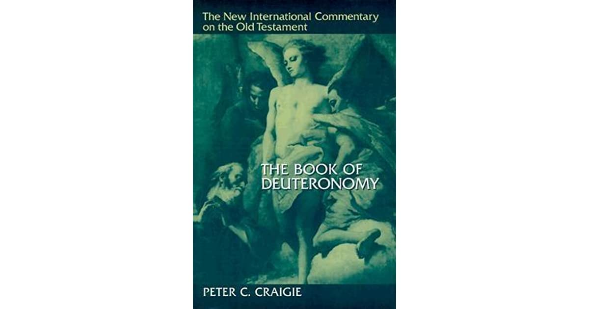 bible commentary on the book of deuteronomy