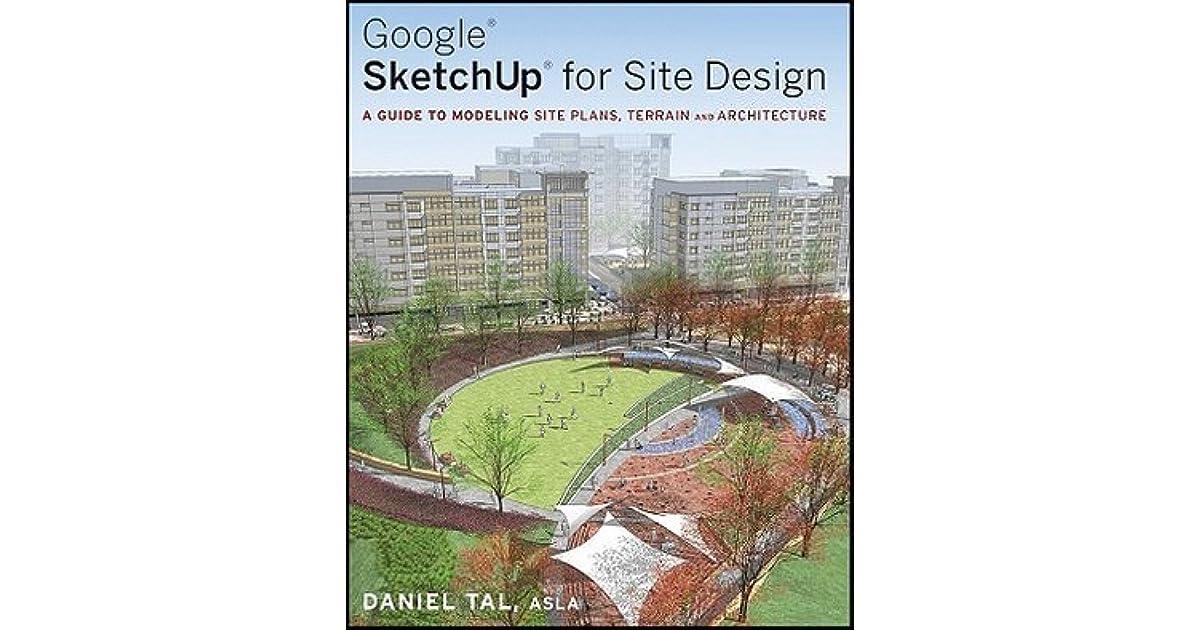 GOOGLE SKETCHUP FOR SITE DESIGN PDF