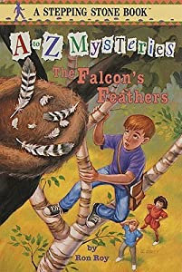 The Falcon's Feathers (A to Z Mysteries, #6)