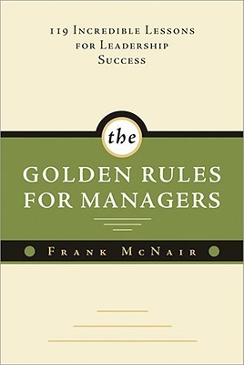 golden rules for managers