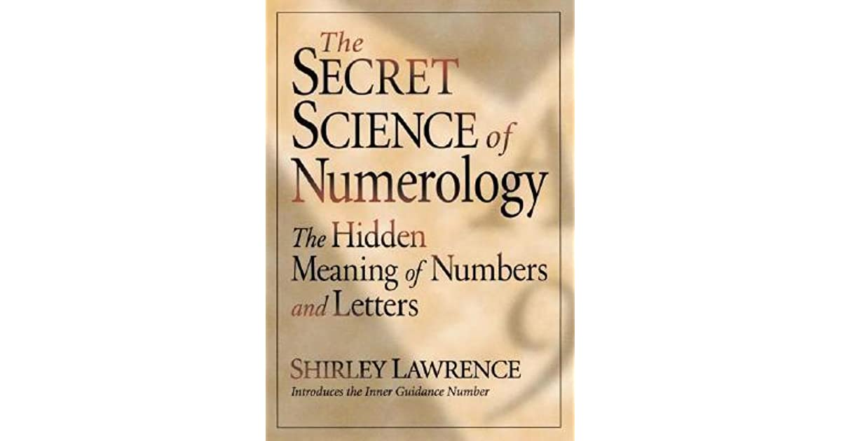 the secret science of numerology pdf download