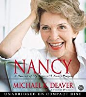 Nancy CD: A Portrait of My Years with Nancy Reagan
