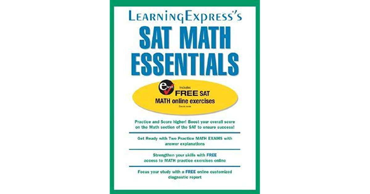 SAT Math Essentials by LearningExpress