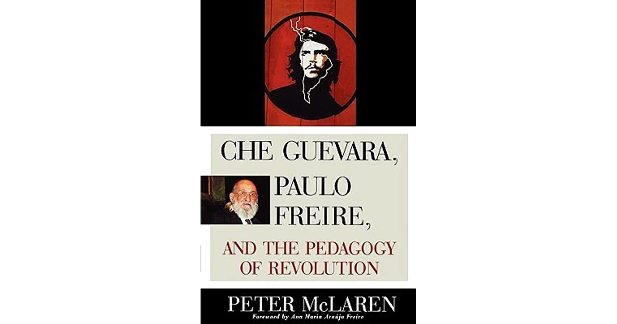 Che guevara paulo freire and the pedagogy of revolution by peter che guevara paulo freire and the pedagogy of revolution by peter mclaren fandeluxe Document