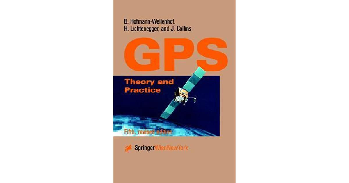 global positioning system collins j hofmann wellenhof b lichtenegger h
