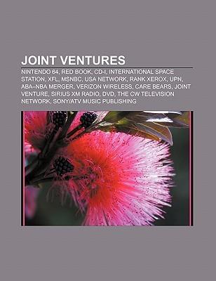 Joint Ventures: Nintendo 64, Red Book, CD-I, International Space Station, Xfl, MSNBC, USA Network, Rank Xerox, UPN, ABA-NBA Merger