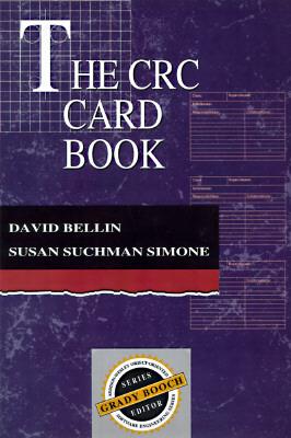 The CRC Card Book