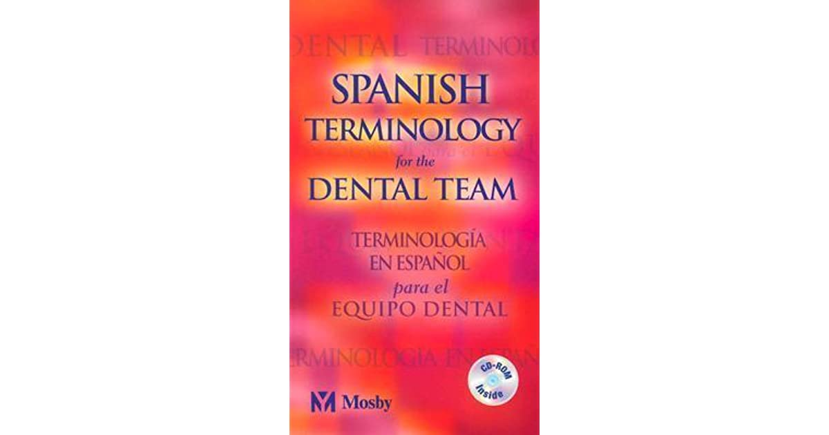 Dental Terminology Book