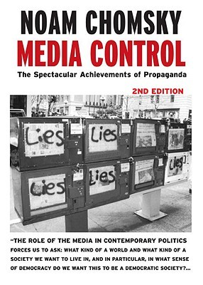 Media Control by Noam Chomsky