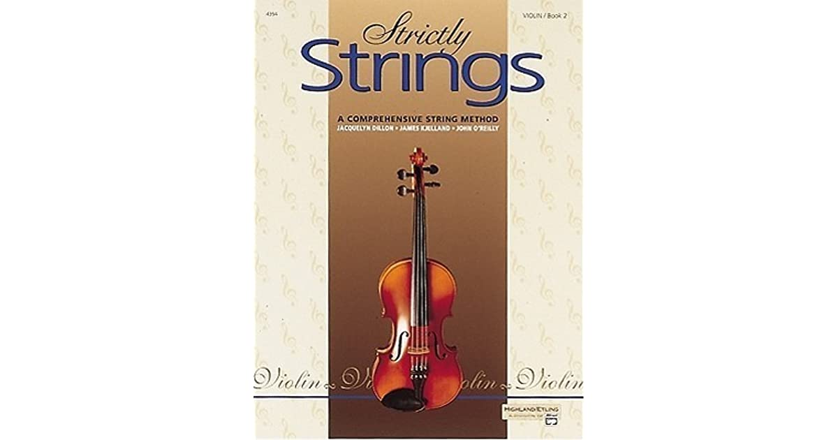 Strictly Strings Series Book 1