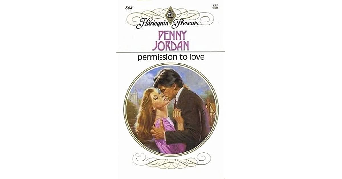 Permission to Love by Penny Jordan