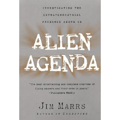JIM MARRS ALIEN AGENDA DOWNLOAD
