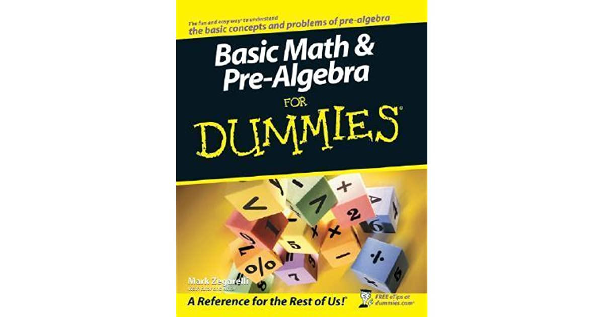katie s review of basic math pre algebra for dummies. Black Bedroom Furniture Sets. Home Design Ideas
