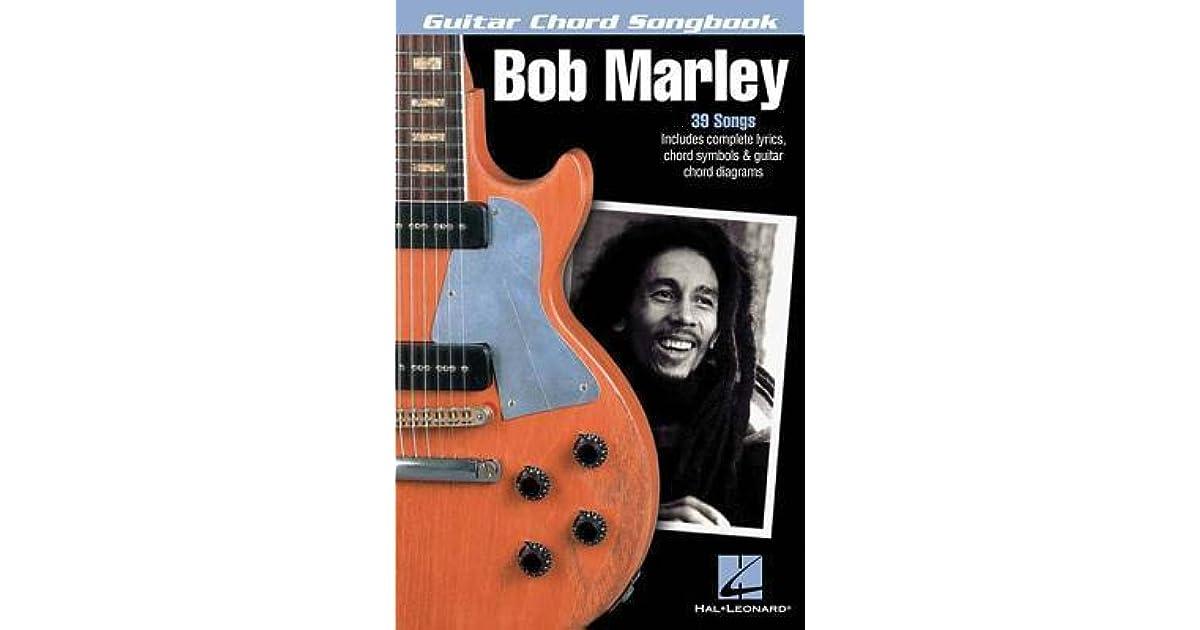 Guitar Chord Songbook Bob Marley By Bob Marley