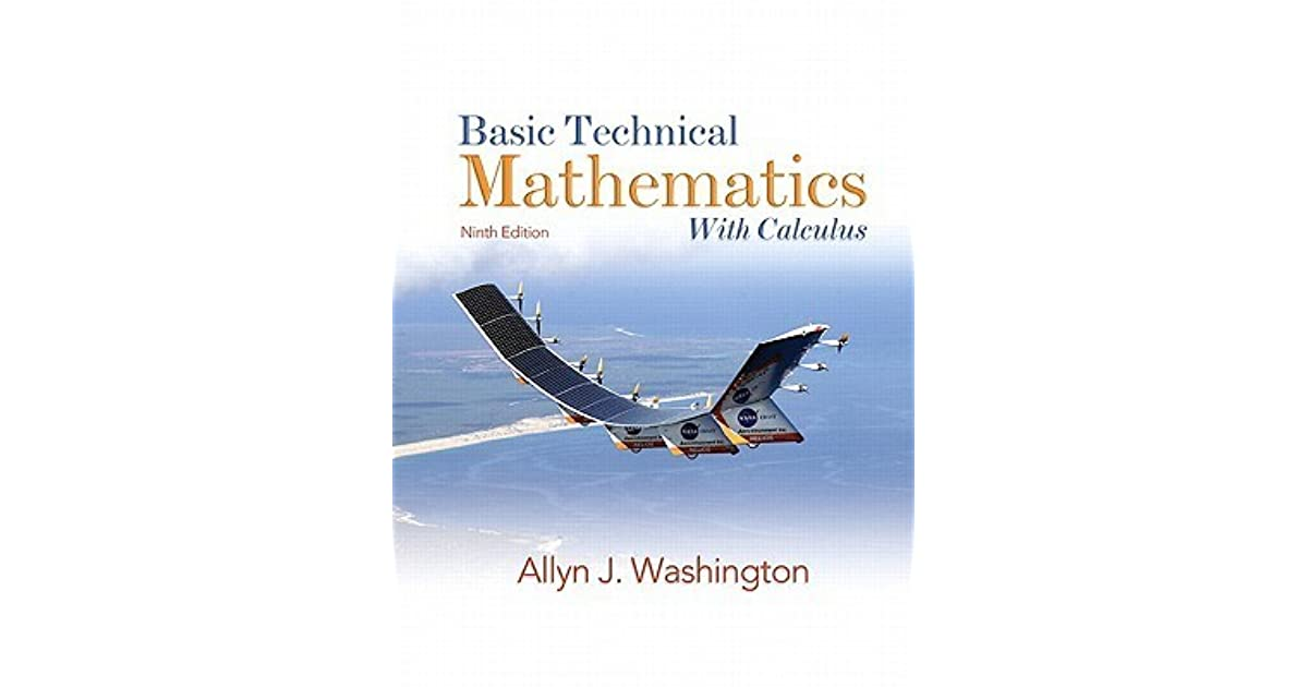 Basic technical mathematics with calculus by allyn j washington fandeluxe Image collections