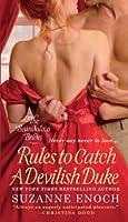 Rules to Catch a Devilish Duke (Scandalous Brides, #3)