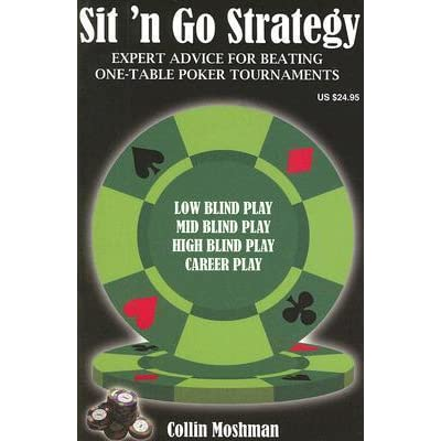 Sit And Go Strategy Pdf