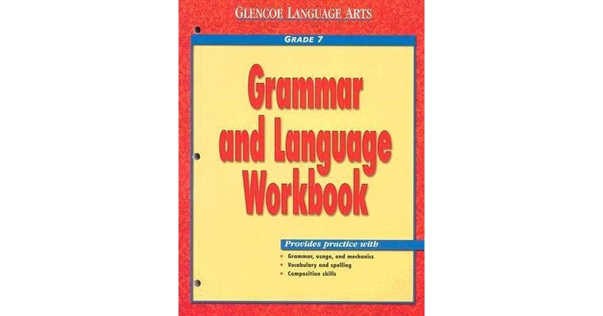 Grammar Practice Book Grade 7