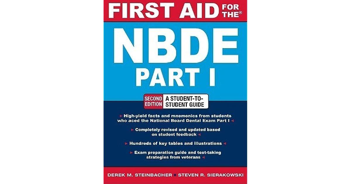Nbde Part 1 Book