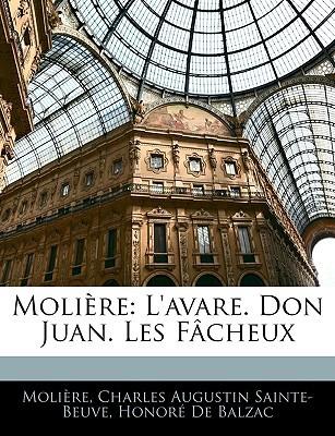 L'Avare / Don Juan / Les Fâcheux