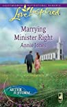 Marrying Minister Right by Annie Jones