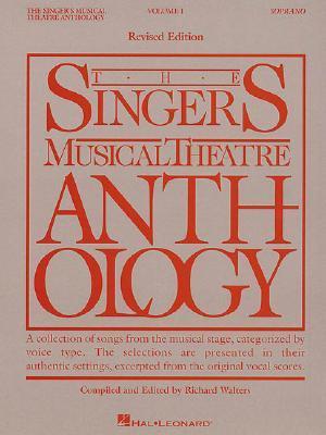 Singer's Musical Theatre Anthology: Soprano v. 1 (Singer's Musical Theatre Anthology (Songbooks))