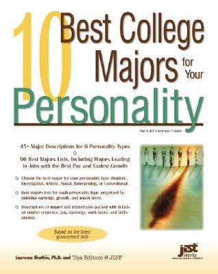 10 Best College Majors for Your Personality, 2nd Edition