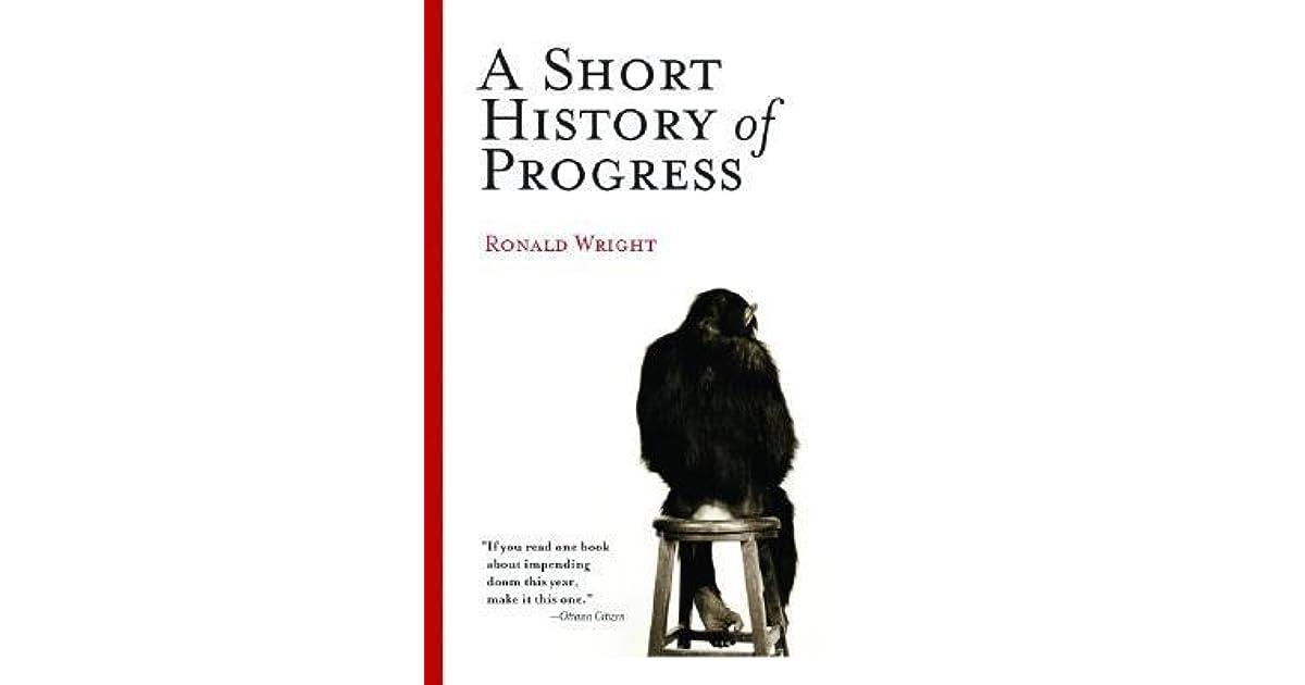 a short history of progress chapter summaries