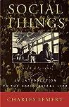 Social Things: An...
