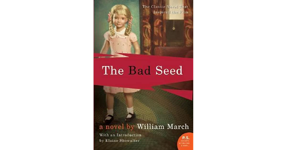 The bad seed by william march fandeluxe Image collections