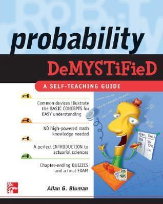 Probability Demystified by Allan G