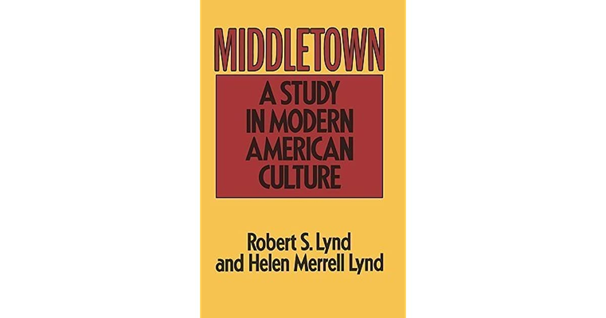 Middletown Book