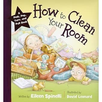 how to clean your room by eileen spinelli reviews discussion bookclubs lists. Black Bedroom Furniture Sets. Home Design Ideas