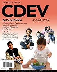CDEV (with Review Cards and Psychology Coursemate with eBook Printed Access Card) [With Access Code]