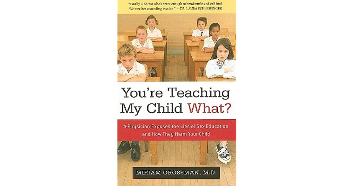you re teaching my child what grossman miriam