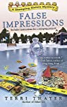False Impressions (Stamping Sisters, #3)